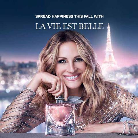spread happiness this fall with la vie est belle