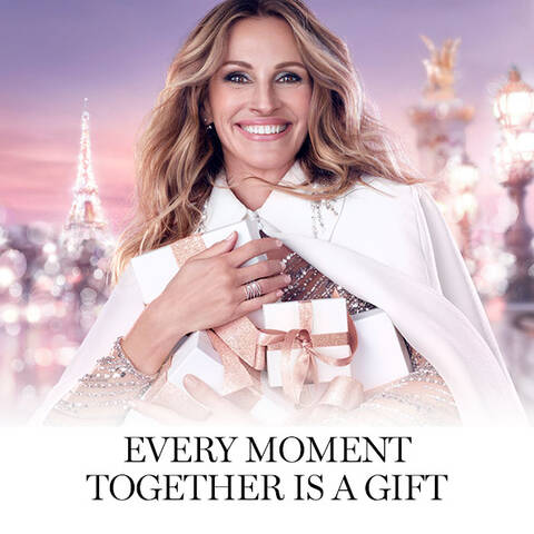 every moment together is a gift