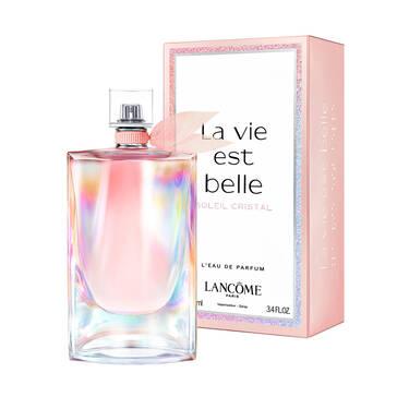 La vie est belle SOLEIL CRISTAL(美丽人生晶采耀阳香水)