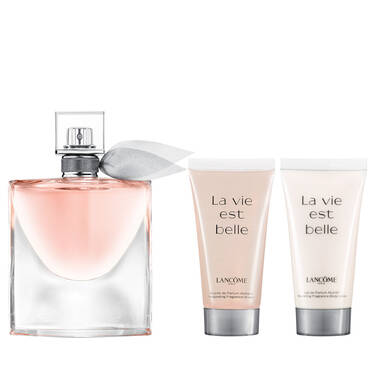 La vie est belle Happiness Gift Set(美丽人生香水幸福洋溢礼品套装)
