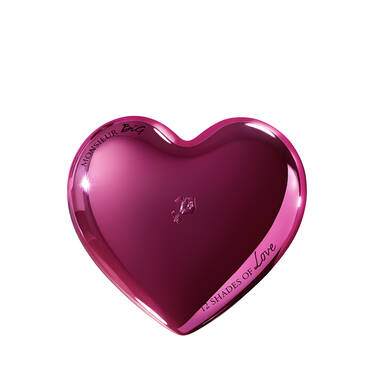 Monsieur Big Heart-Shaped Eyeshadow Palette(超丰盈心形眼影盘)