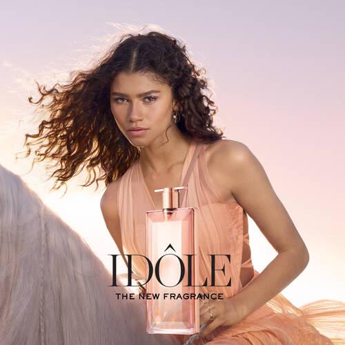 Zendaya – Perfume Fragrance – Idole EDP – Lancome Paris