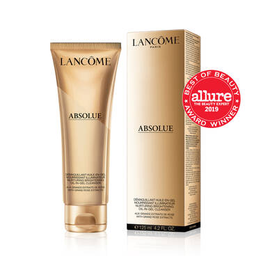 Absolue Nurturing & Brightening Oil-in-Gel Cleanser with Grand Rose Extracts