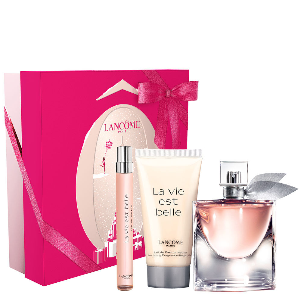 La vie est belle Passions Holiday Set luxury variant by Lancôme USA