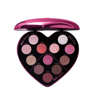 Monsieur Big Heart-Shaped Eyeshadow Palette