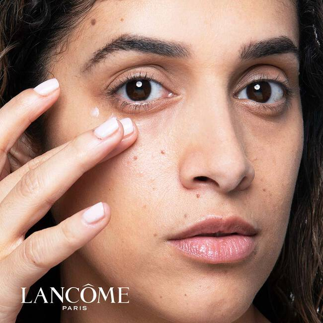 lancome genifique eye cream how to use