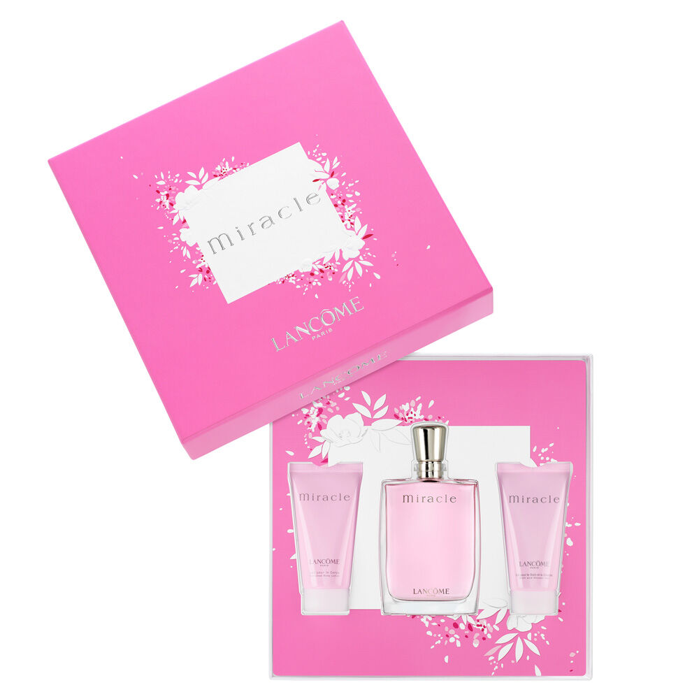 Miracle: premium fragrance products by Lancôme
