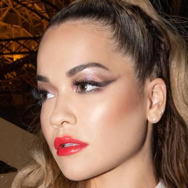 Rita Ora Look #1