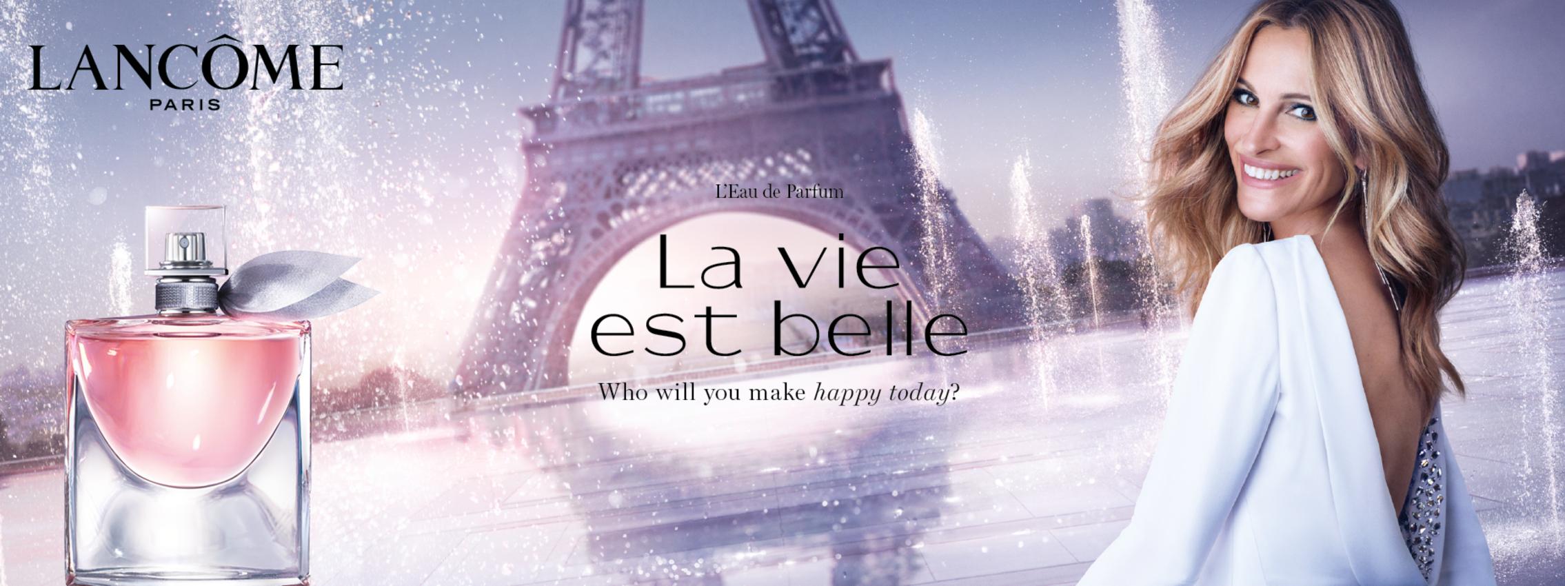 La Vie est Belle - Fragrances and Perfume - Lancôme